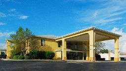 Exterior view Quality Inn Andalusia