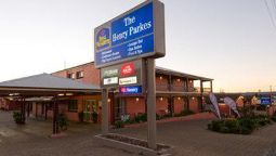 Exterior view BEST WESTERN THE HENRY PARKES