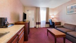Kamers Comfort Inn Moreno Valley near March Air Reserve Base