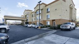 Exterior view Comfort Inn & Suites Sacramento - University Area