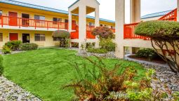 Buitenaanzicht Quality Inn & Suites Redwood Coast