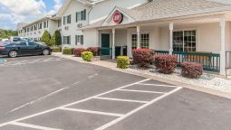 Buitenaanzicht Econo Lodge Inn and Suites