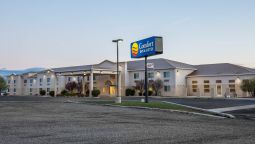 Exterior view Comfort Inn & Suites