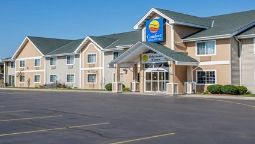 Exterior view Comfort Inn & Suites Jackson - West Bend