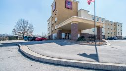 Hotel Comfort Suites Columbia - University Area - Columbia (Missouri)