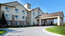 Exterior view Comfort Suites Burlington