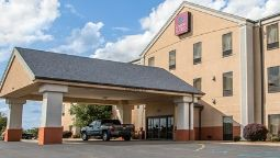 Buitenaanzicht Comfort Suites Jefferson City