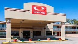 Exterior view Econo Lodge Effingham