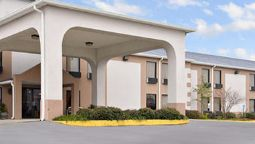 Exterior view DAYS INN & SUITES NEW IBERIA