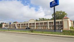 Exterior view Americas Best Value Inn-Indy South