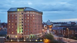 Exterior view Holiday Inn BELFAST CITY CENTRE