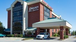Buitenaanzicht DRURY INN AND SUITES NASHVILLE AIRPORT
