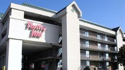 Exterior view Thrifty Inn Nashville