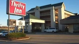 Exterior view THRIFTY INN PADUCAH