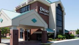 Exterior view DRURY INN AND SUITES KANSAS CITY AIRPORT