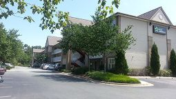 Hotel EXTENDED STAY AMERICA DURHAM U - Durham (North Carolina)