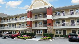 Exterior view EXTENDED STAY AMERICA N CHARLE