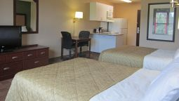 Room EXTENDED STAY AMERICA SEATTLE
