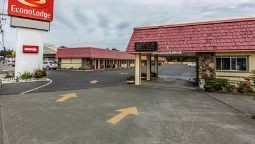 Buitenaanzicht Econo Lodge Crescent City