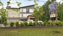 Exterior view BEST WESTERN PEACE ARCH INN