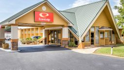 Exterior view Econo Lodge Perry