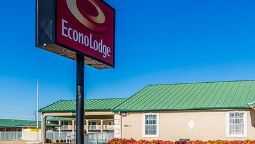Exterior view Econo Lodge Bartlesville