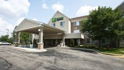 Exterior view Holiday Inn Express & Suites CHICAGO-DEERFIELD/LINCOLNSHIRE