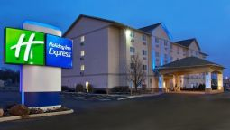 Exterior view Holiday Inn Express & Suites EX I-71/OH STATE FAIR/EXPO CTR