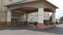Buitenaanzicht Holiday Inn Express & Suites EX I-71/OH STATE FAIR/EXPO CTR