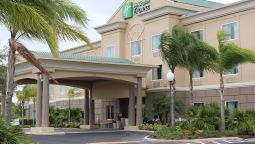 Buitenaanzicht Holiday Inn Express & Suites COCOA