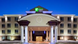 Buitenaanzicht Holiday Inn Express & Suites GRAND FORKS