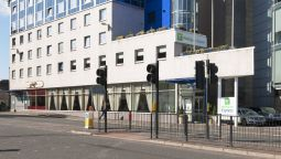 Buitenaanzicht Holiday Inn Express GLASGOW - CITY CTR THEATRELAND