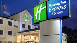 Buitenaanzicht Holiday Inn Express & Suites HOUSTON INTERCONTINENTAL EAST