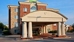 Buitenaanzicht Holiday Inn Express & Suites LEXINGTON-DOWNTOWN/UNIVERSITY