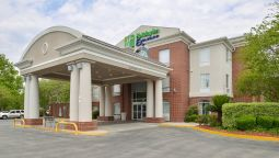 Buitenaanzicht Holiday Inn Express & Suites LAFAYETTE