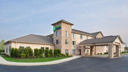 Buitenaanzicht Holiday Inn Express HOCKING HILLS-LOGAN