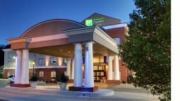 Buitenaanzicht Holiday Inn Express & Suites MERIDIAN