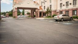 Exterior view Comfort Inn & Suites Airport-American Way