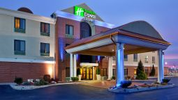 Exterior view Holiday Inn Express & Suites O'FALLON/SHILOH