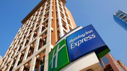 Exterior view Holiday Inn Express SANTIAGO LAS CONDES