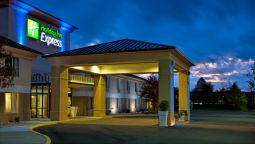 Buitenaanzicht Holiday Inn Express & Suites SALAMANCA