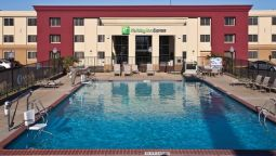 Buitenaanzicht Holiday Inn Express SAN FRANCISCO-AIRPORT SOUTH