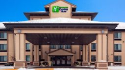 Exterior view Holiday Inn Express & Suites WINNER