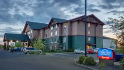 Buitenaanzicht Fairfield Inn & Suites Anchorage Midtown