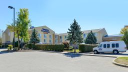 Buitenaanzicht Fairfield Inn & Suites Lexington Georgetown/College Inn