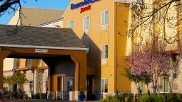 Exterior view Fairfield Inn & Suites Napa American Canyon