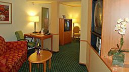 Room Fairfield Inn & Suites Ukiah Mendocino County