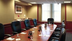 Conference room Hilton Garden Inn Cleveland Downtown
