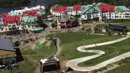 Exterior view Homewood Suites by Hilton Mont-Tremblant Resort