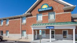 Exterior view DAYS INN EXPRESS RICHMON